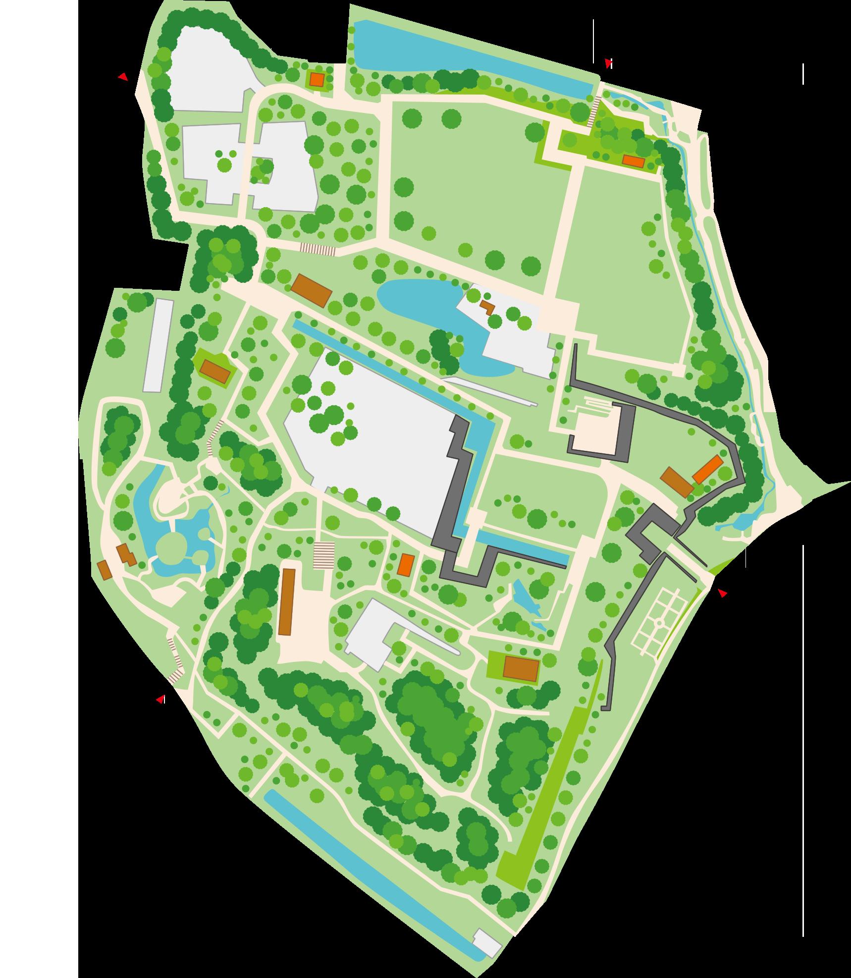 Outline of Kanazawa Castle Park Kanazawa Castle Park